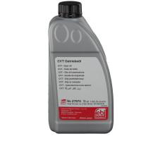 Трансмиссионное масло FEBI 27975 для АКПП CVT желтое 1 литр.