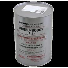 Трансмиссионное масло АКПП Toyota ATF WS (Азия) 1 литр.