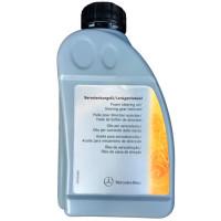 Жидкость гидроусилителя Mercedes-Benz желтая МВ 236.3 1 литр.