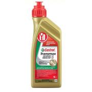 Трансмиссионное масло Castrol для АКПП Transmax Dexron-VI MERCON LV 1 литр.