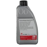 Трансмиссионное масло FEBI 34608 для АКПП ATF желтое 1 литр.