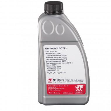 Трансмиссионное масло FEBI 39070 для АКПП DSG желтое 1 литр.
