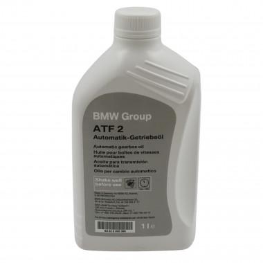 Трансмиссионное масло BMW для АКПП ATF 2 83222305396 1 литр.