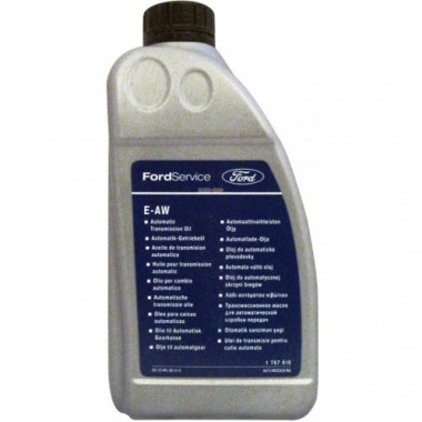 Трансмиссионное масло Ford для АКПП ATF E-AW (WSS-M2C924-A) 1 литр.