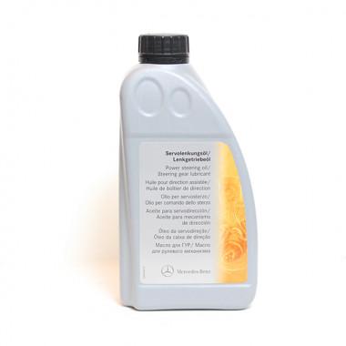 Жидкость гидроусилителя Mercedes-Benz зеленая МВ 345.0 1 литр.