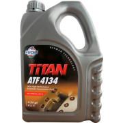 Трансмиссионное масло Fuchs Titan для АКПП ATF 4134 4 литра.