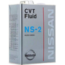 Трансмиссионное масло Nissan CVT Fluid NS-2 4 литра.