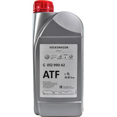 Трансмиссионное масло АКПП VAG ATF G052990A2 1 литр.