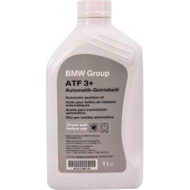 Трансмиссионное масло BMW для АКПП ATF 3+ 83222289720 1 литр.