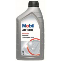 Трансмиссионное масло для АКПП Mobil ATF SHC 1 литр.