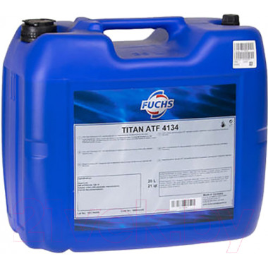Трансмиссионное масло Fuchs Titan для АКПП ATF 4134 20 литров.