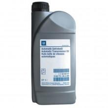 Трансмиссионное масло GM для АКПП ATF AW-1 1 литр.