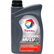 Трансмиссионное масло Total для АКПП Fluid Matic MV LV 1 литр.