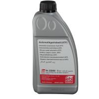 Трансмиссионное масло FEBI 22806 для АКПП ATF красное 1 литр.