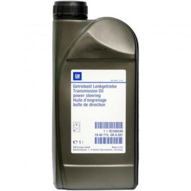 Жидкость гидроусилителя GM Liquid electro hydraulic 1 литр.