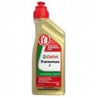 Трансмиссионное масло Castrol для АКПП Transmax Z 1 литр.