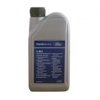 Трансмиссионное масло Ford для АКПП Ford C-ML5 1 литр.