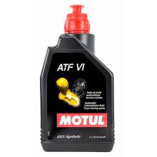 Трансмиссионное масло для АКПП Motul ATF VI 1 литр.