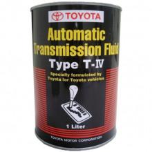 Трансмиссионное масло АКПП Toyota ATF Type T-IV (Азия) 1 литр.