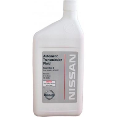 Трансмиссионное масло Nissan для АКПП Matic Fluid S 0,946 литра.