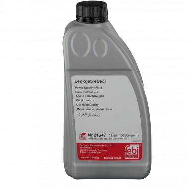 Жидкость гидроусилителя зеленая синтетическая FEBI 21647 1 литр.