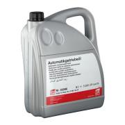 Трансмиссионное масло FEBI 39096 для АКПП ATF зеленое 5 литров.