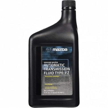 Трансмиссионное масло Mazda для АКПП ATF FZ 0,946 литра.