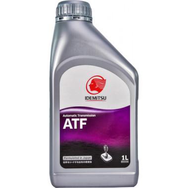 Трансмиссионное масло Idemitsu для АКПП ATF 1 литр.