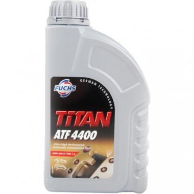 Трансмиссионное масло Castrol для АКПП Titan ATF 4400 1 литр.
