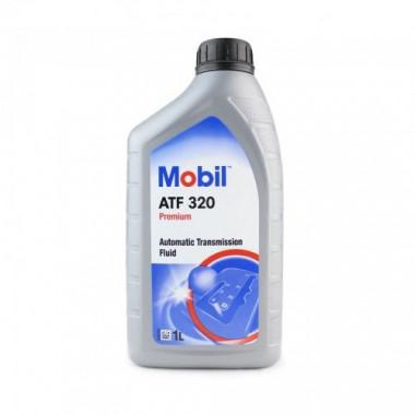 Трансмиссионное масло для АКПП Mobil ATF 320 1 литр.