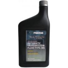 Трансмиссионное масло Mazda для АКПП ATF M5 (Канада) 1 литр.