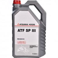 Трансмиссионное масло Mitsubishi для АКПП SP III (MZ320101) 5 литров.