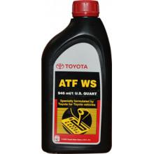 Трансмиссионное масло Toyota для АКПП ATF WS 0,946 литра.