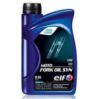 Масло для мото вилок ELF MOTO FORK OIL 10W 0,5 литра.
