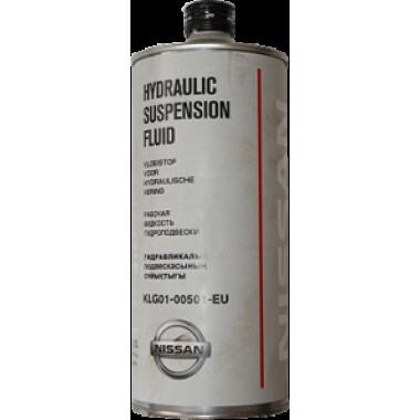 Гидравлическая жидкость Nissan Hydraulic Suspension Fluid 1 литр.
