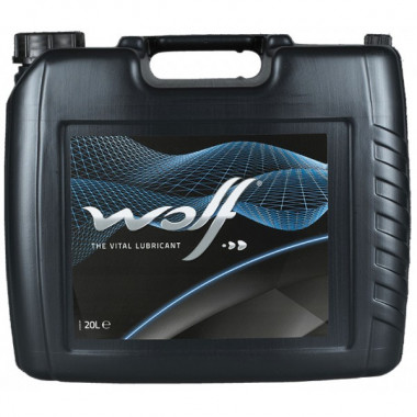 Моторное масло Wolf VITALTECH 10W-40 20 литров.