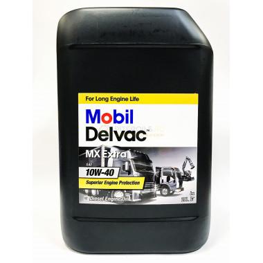 Моторное масло Mobil Delvac MX Extra 10W-40 20 литров.