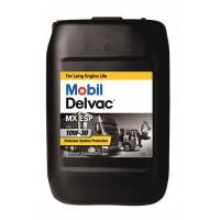Моторное масло Mobil Delvac MX ESP 10W-30 20 литров.