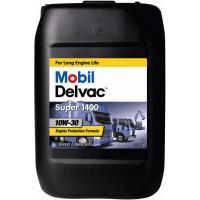 Моторное масло Mobil Delvac Super 1400 10w-30 20 литров.
