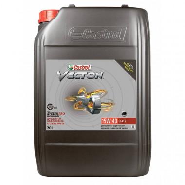 Моторное масло Castrol Vecton 15W-40 CI-4/E7 20 литров.