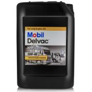 Моторное масло Mobil Delvac XHP Extra 10W-40 20 литров.