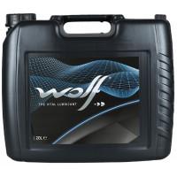 Моторное масло Wolf OFFICIALTECH 10W-40 ULTRA MS 20 литров.