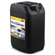 Моторное масло Mobil Delvac Light Commercial Vehicle 10W-40 20 литров.