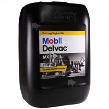 Моторное масло Mobil Delvac MX ESP 15W-40 20 литров.