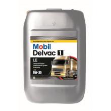 Моторное масло Mobil Delvac 1 LE 5W-30 20 литров.