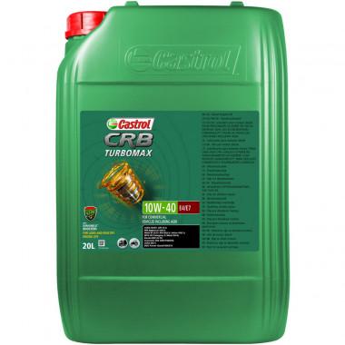 Моторное масло Castrol CRB TURBOMAX 10W-40 E4/E7 20 литров.