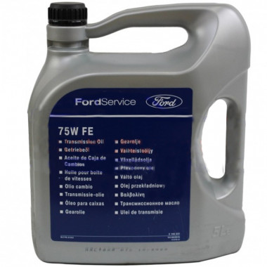 Трансмиссионное масло Ford для МКПП 75W FE (WSS-M2C200-D2) 5 литров.