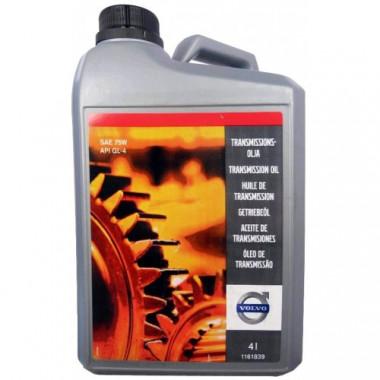 Масло трансмиссионное МКПП Volvo Powershift 75W 4 литра.