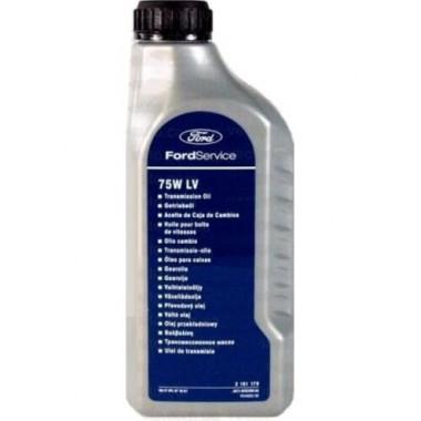 Трансмиссионное масло Ford для МКПП 75W LV (WSS-M2C200-E1) 1 литр.
