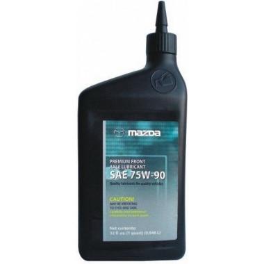 Трансмиссионное масло Mazda для МКПП 75W-90 0,946 литра.